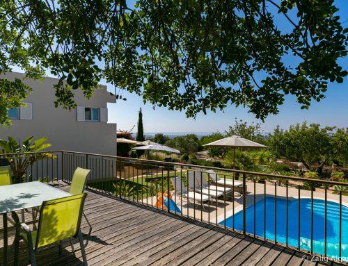 Villa Alcaria: Geweldig, ruim huis met mooi uitzicht in prachtige omgeving