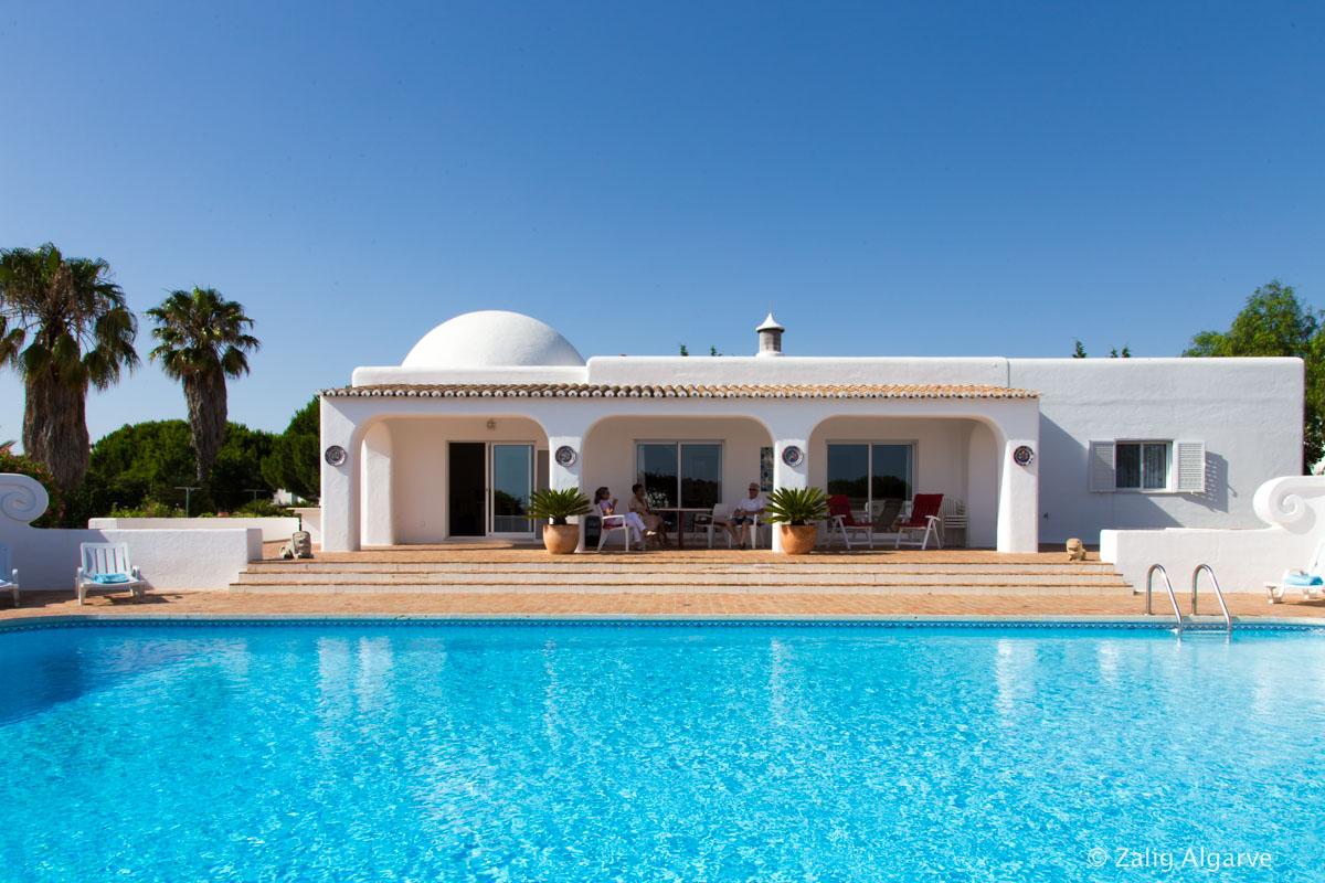 Wonderbaarlijk HUIS 6 – Zalig Algarve huizen te huur VD-12