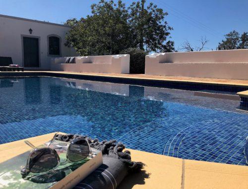Quinta das Estrelas  is een mooie, rustige locatie, zeer goed verzorgd.